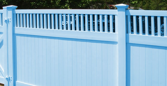 Painting on fences decks exterior painting in general Hartford